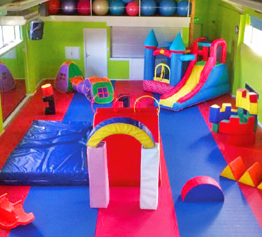 A preview of the softplay in a session.
