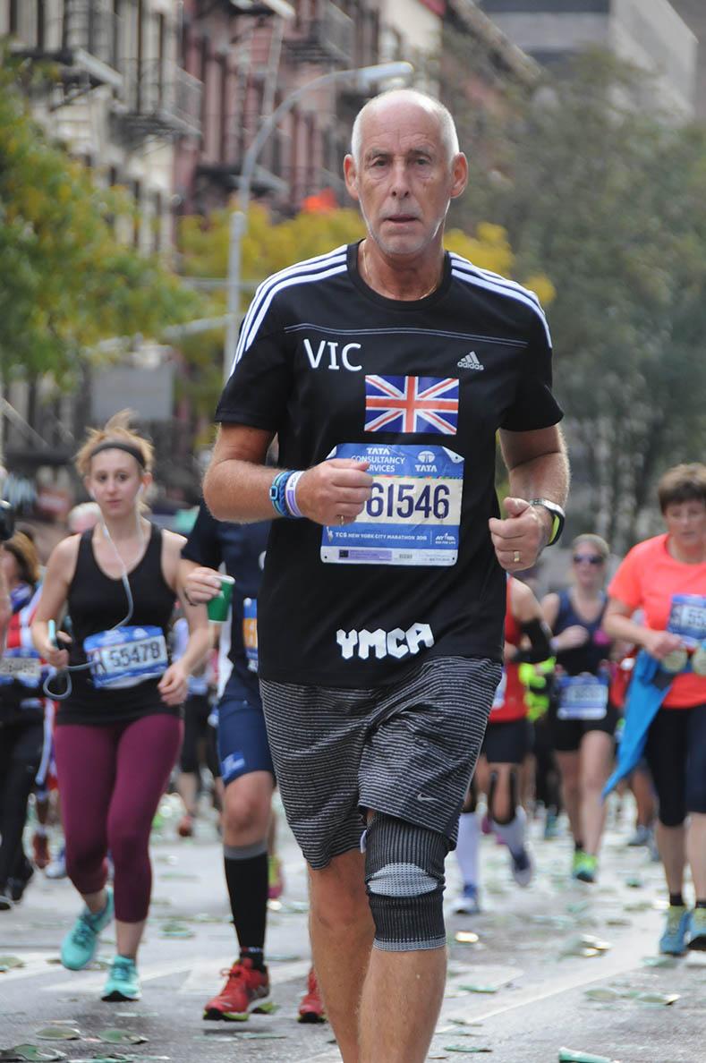 vic hibbert marathon