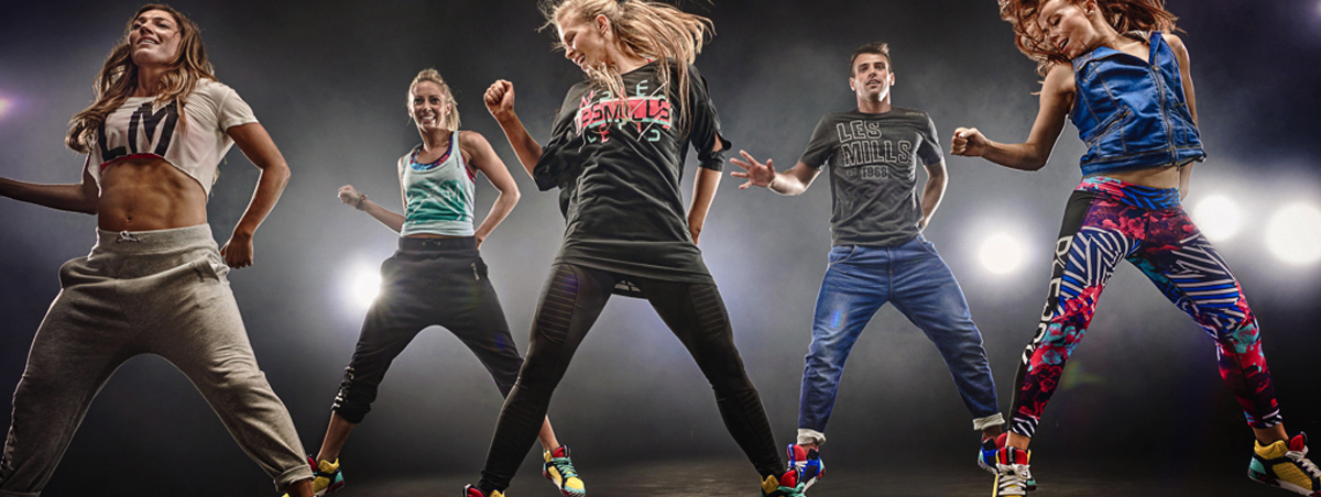 dance group fitness class in plymouth